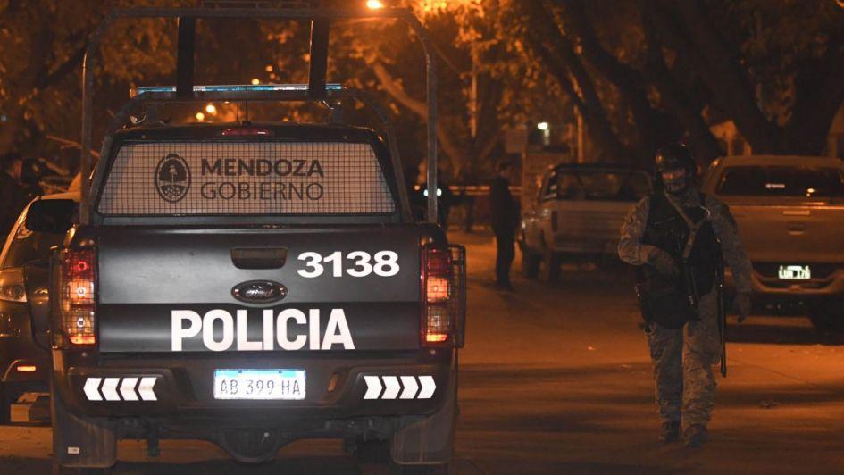 Feroz enfrentamiento en Las Heras: un muerto, un herido grave y tres detenidos
