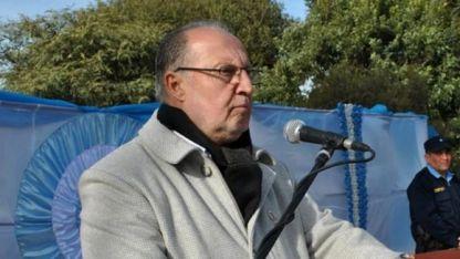 Daniel Constantino, intendente de la localidad cordobesa Marull.