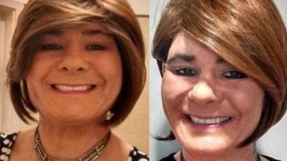 Karen White (52) se autodefinió como transgénero, por lo que la cambiaron de cárcel.