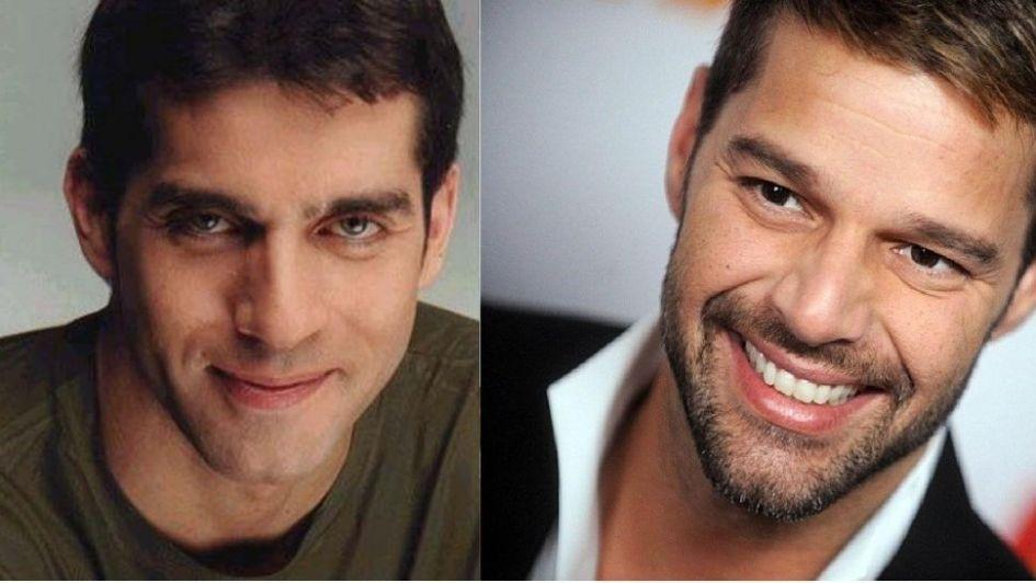 Ronnie Arias reveló que Juan Castro tenía un romance con Ricky Martin