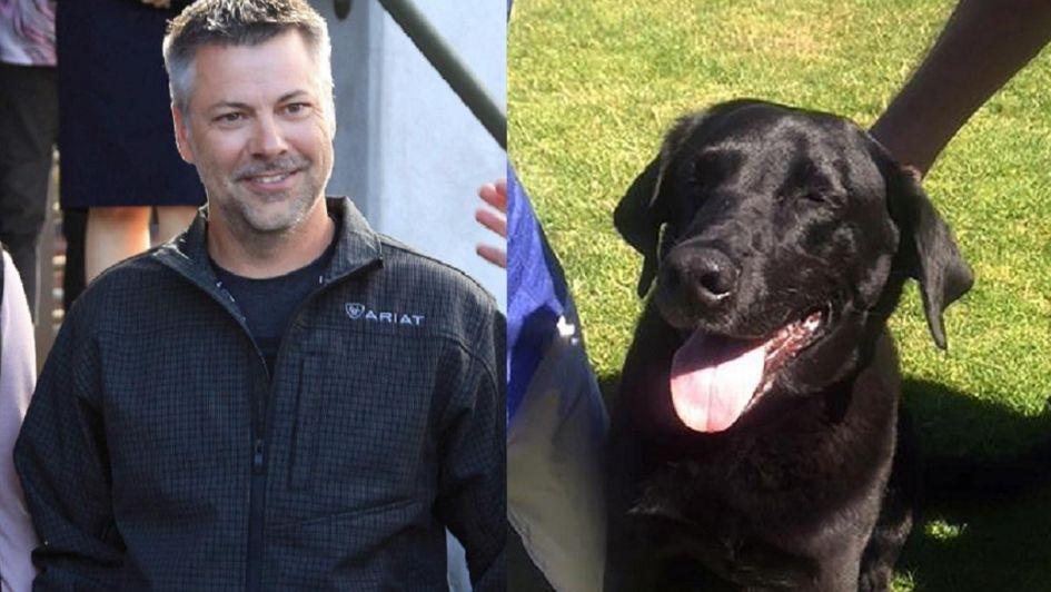 Una perra evitó que un hombre cumpla 50 años de cárcel por abusar de su hija
