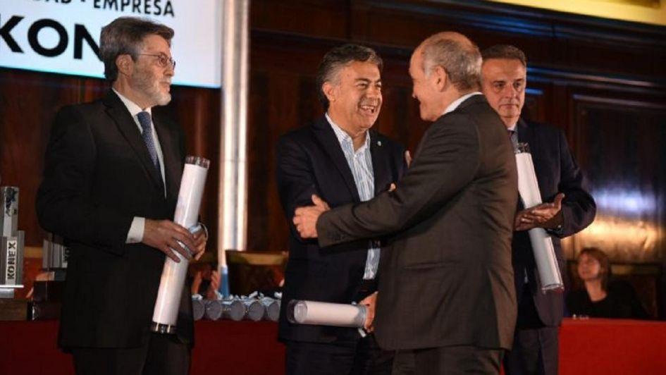 Premios Konex 2018: Cornejo fue distinguido en la categoría