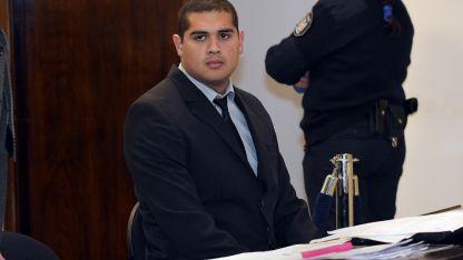 El policía Diego Guzmán es el único imputado.