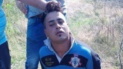 Carlos Alberto Pérez (25), el hombre hallado muerto.