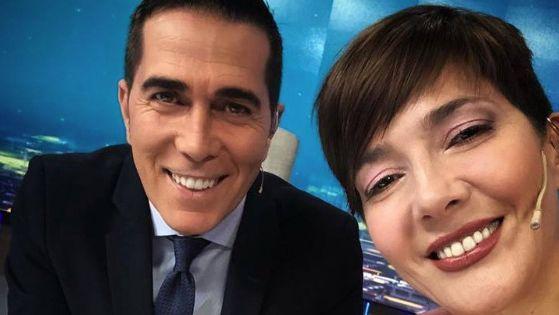 """Rodolfo Barili volvió a ver a Cristina Pérez: """"Te extrañé muchísimo"""""""