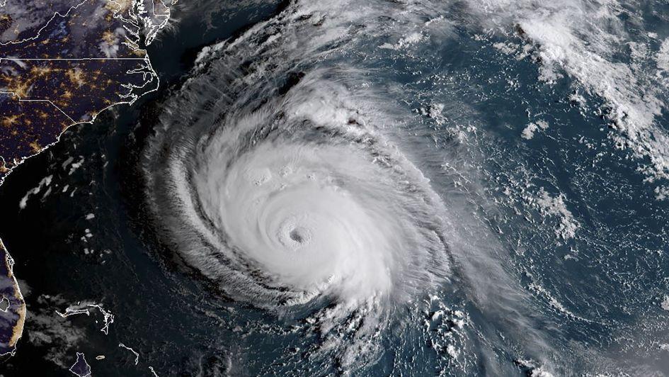 El huracán