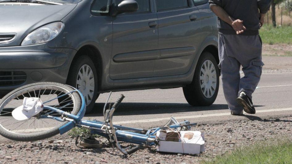 Murió un ciclista de 16 años luego de ser atropellado por una camioneta en San Rafael