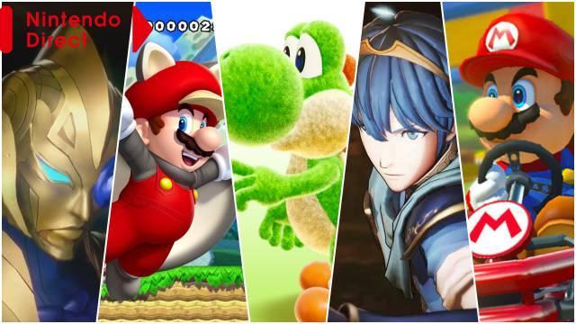 Nintendo ya tiene fecha para la presentación