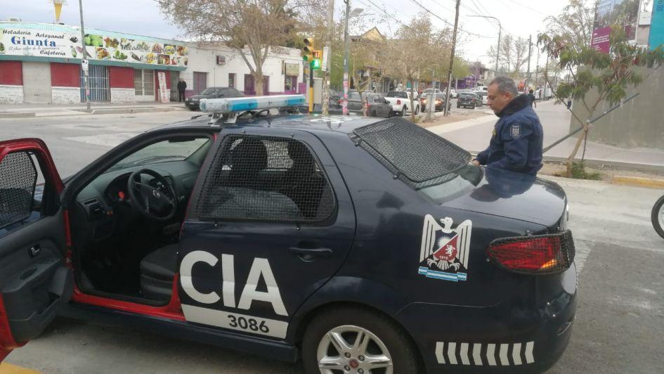 Desalojaron dos edificios por amenazas de bomba en la Cooperativa Eléctrica de Godoy Cruz