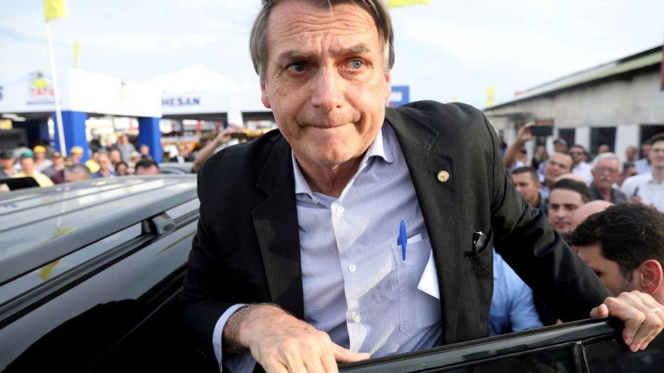 Se complicó el estado de salud del candidato brasilero apuñalado: lo operaron de urgencia