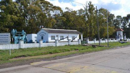 Base de Apoyo Logístico de Pigüé.