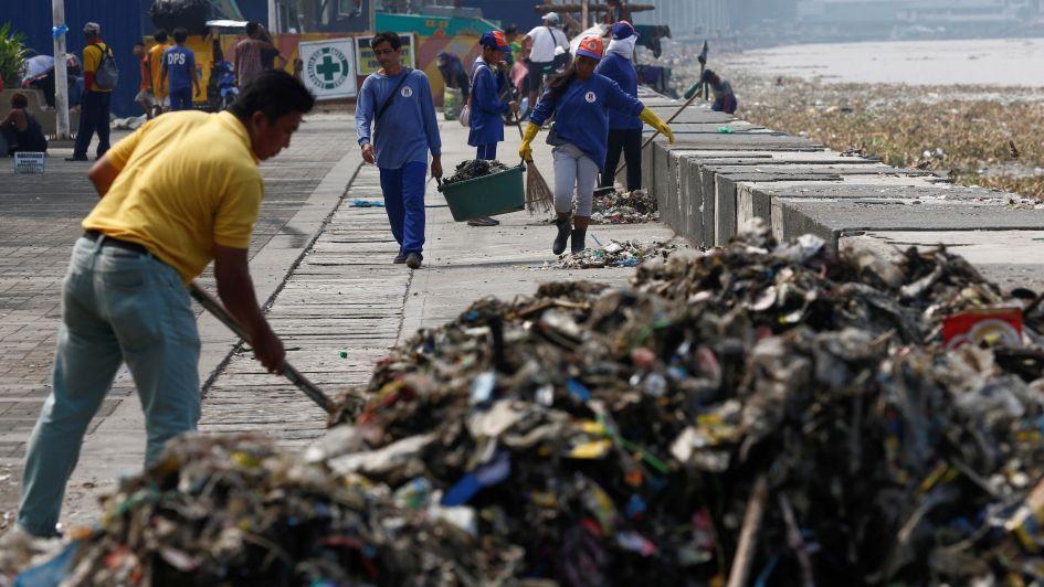 Evacuaciones masivas en Filipinas por la llegada de un