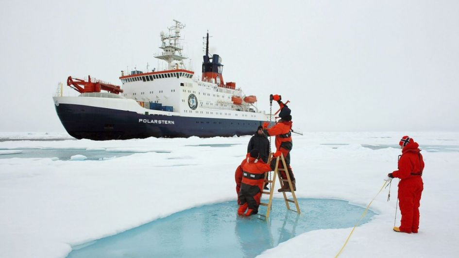 El hielo del mar Ártico sigue reduciéndose