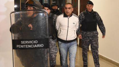 Daniel Aguilera, juzgado por amenazas.