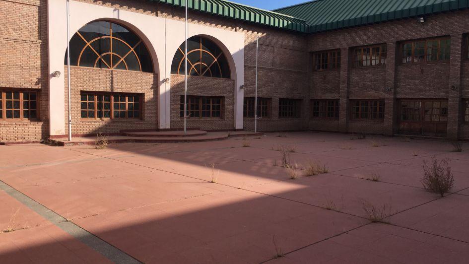 El Próvolo por dentro: fotos de cómo estaba y cómo recibió Luján el imponente edificio