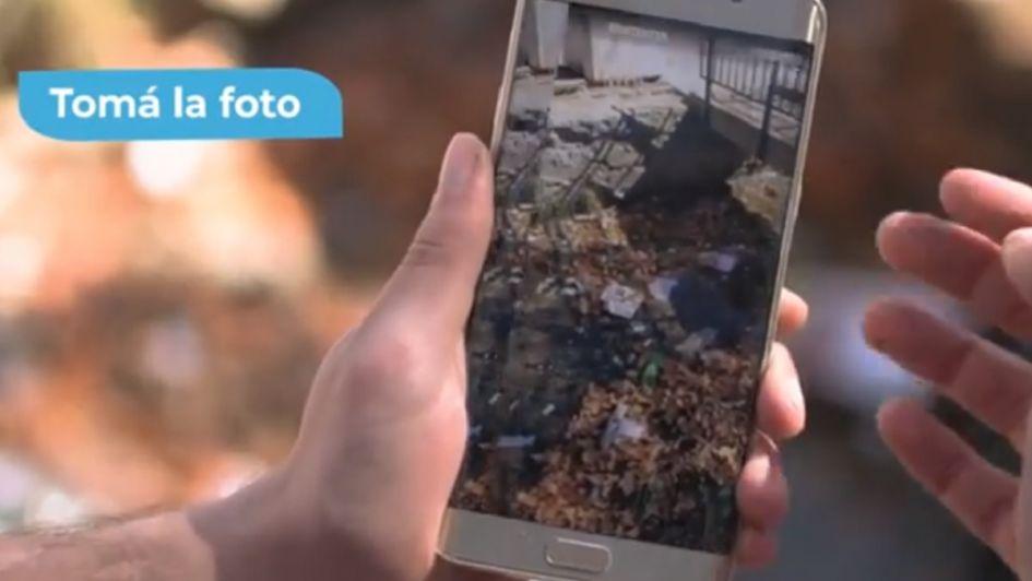 Tupungato incentiva las fotodenuncias desde su app y promete respuestas en 24 horas