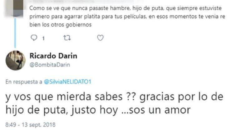 La familia Darín, de luto: murió la madre de Ricardo y Alejandra