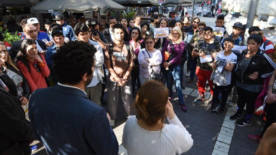 Marcha y críticas: la venta del Próvolo desató pelea política