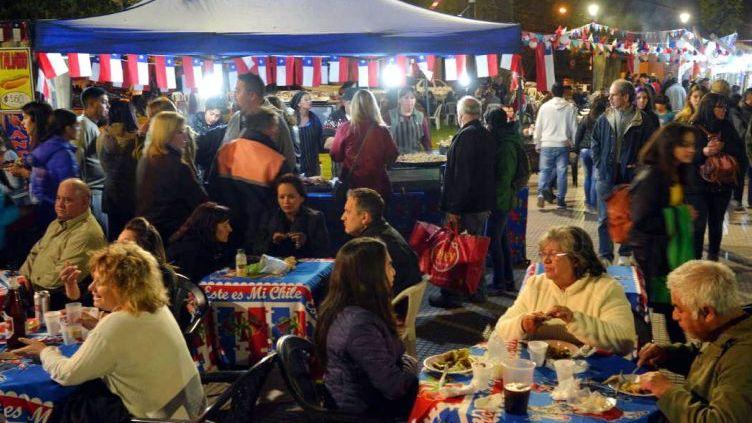 Fecha patria: la hermandad de Chile y Argentina, en nuestra tierra