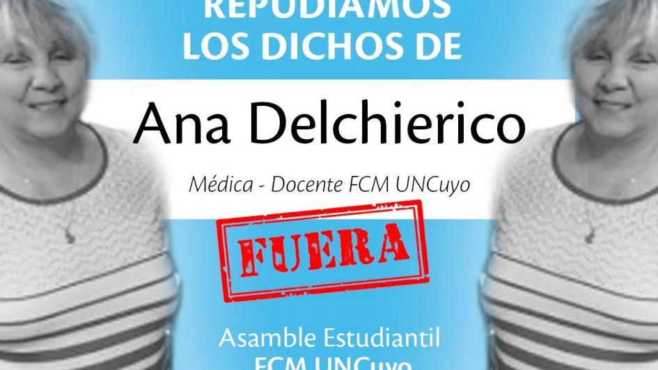 Separan a médica de UNCuyo: