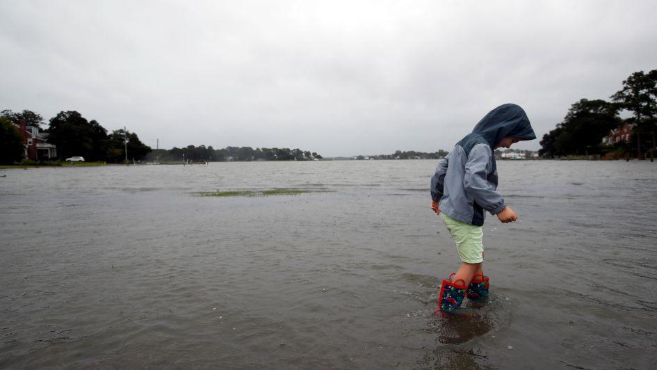 Fotogalería: el huracánFlorence causa estragos y desata múltiples amenazas en EE.UU.