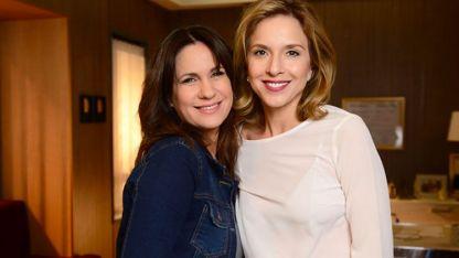 Duplá y Peterson, la dupla femenina de la ficción más exitosa de la TV.