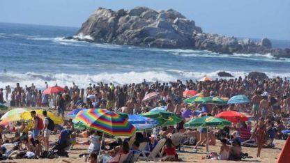Los números anticipan una buena temporada en las playas argentinas.
