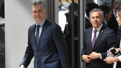 Macri y Cornejo avanzan en el acuerdo de un reforma del Pacto Fiscal.