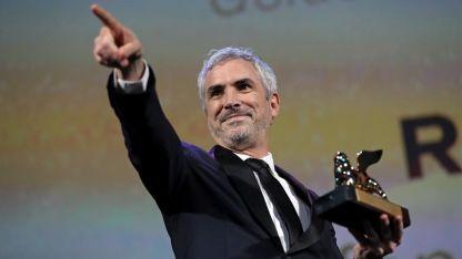 Alfonso Cuarón ganador en Venecia con