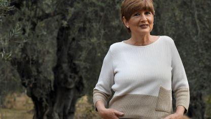 Fue rectora de un colegio y profesora de biología durante tres décadas. Ya jubilada, dedicó su vida al aceite de oliva.