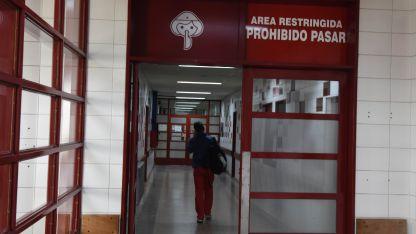 Debido al cuadro que presentaba fue derivado al hospital Central.