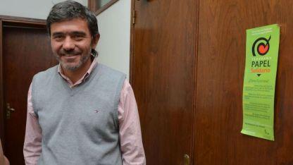 El jefe. La compra del equipamiento se hizo cuando el titular de la DGE era Carlos López Puelles.