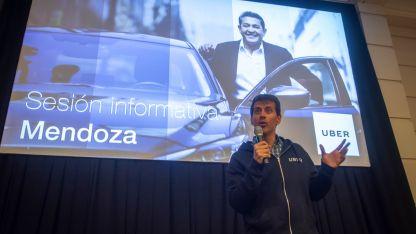 En agosto el CEO de Uber dijo que había 11 mil mendocinos inscriptos como posibles conductores.