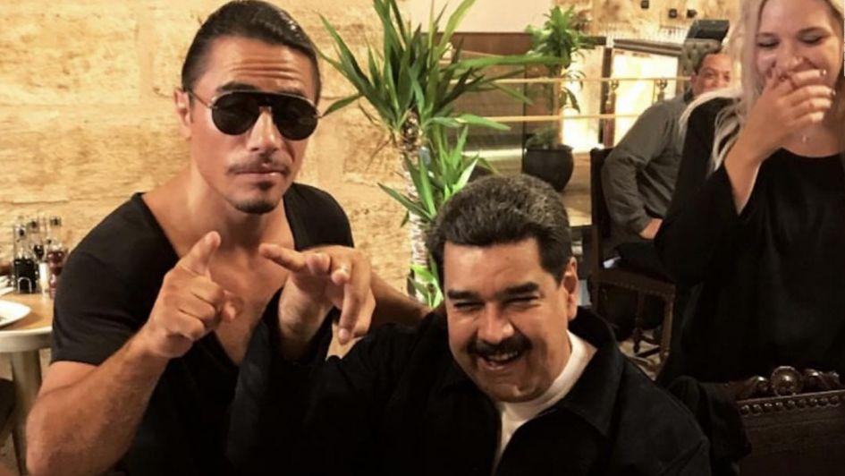 Así respondió Maduro a las críticas tras suculento banquete en Turquía
