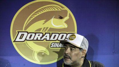 Maradona revolucionó a todo México.