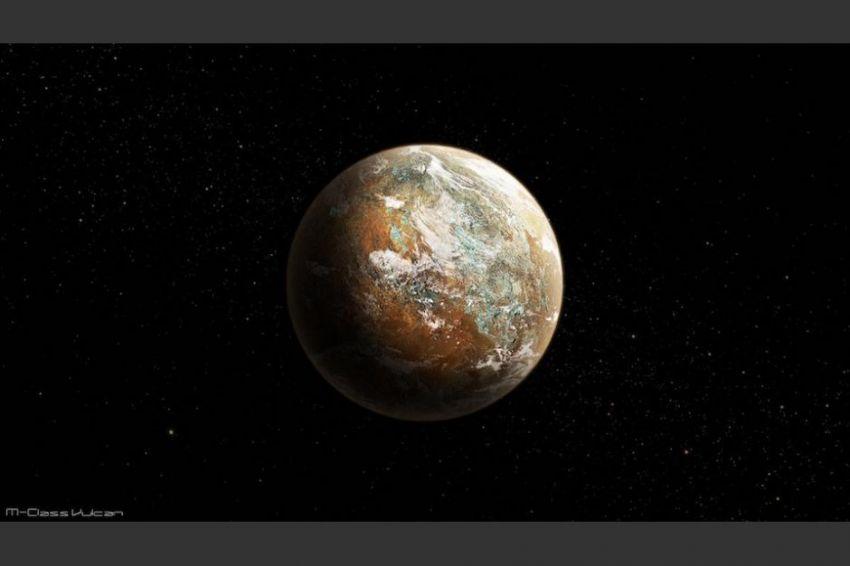 El planeta Vulcano de 'Star Trek' es real