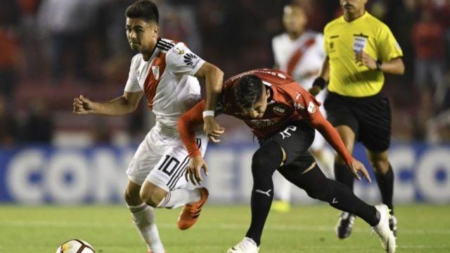 El mendocino Gonzalo Martínez no pudo hacer pesar su habilidad.
