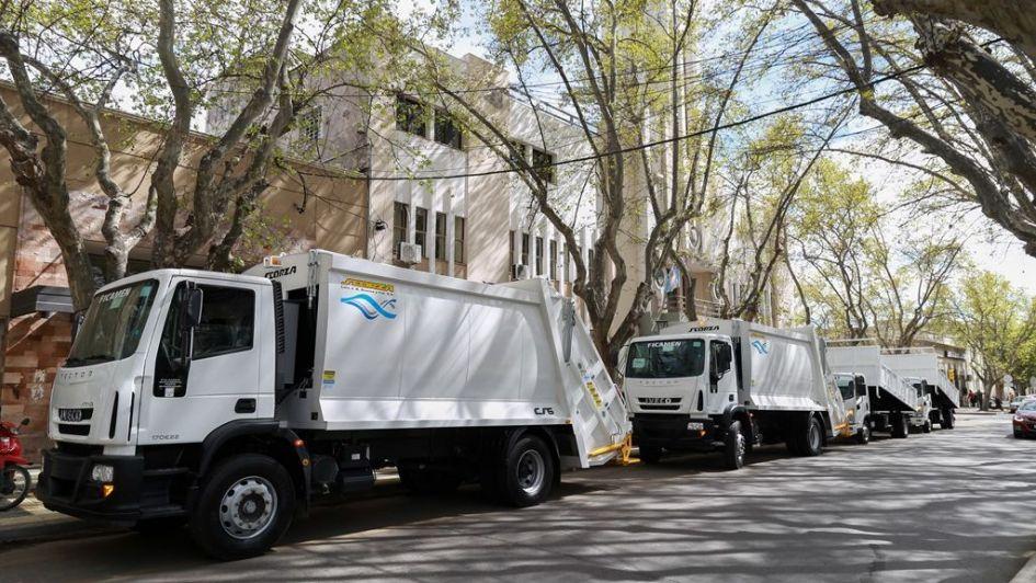 Separar y reciclar: la comuna de San Rafael compró más camiones para ampliar la onda verde