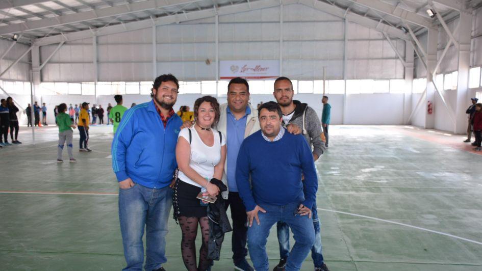 Deportistas con nuevo espacio en alta montaña