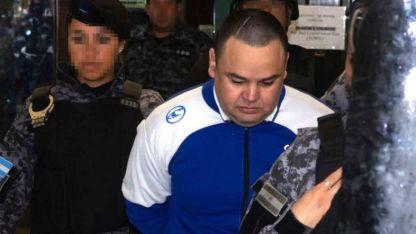 Mariano Luque, ayer en Tribunales