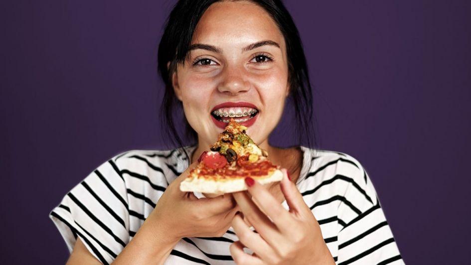 Brackets: los si y los no con la comida