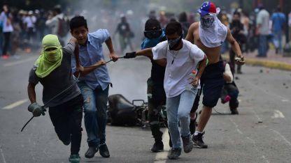 El Estado es el responsable de la represión y la muerte de miles de personas, según la organización.