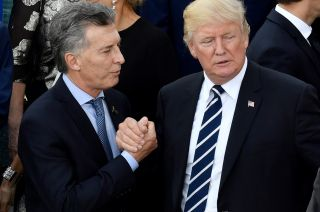 El presidente Macri viajóa Nueva York para asistir a la 73° Asamblea General de Naciones Unidas.