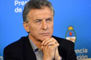 El Diario Popular publicó un texto del jefe del Estado.