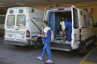 Tras el ataque, Alemán fue trasladado al hospital en un vehículo particular donde fue estabilizado.