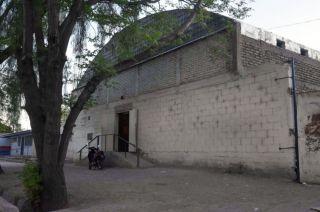 El lugar donde fue herido de muerte Roberto Sillca, de 26 años. Del agresor nada se sabe.