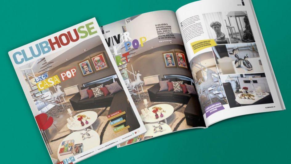 Ya podés recorrer la edición 157 de revista ClubHouse