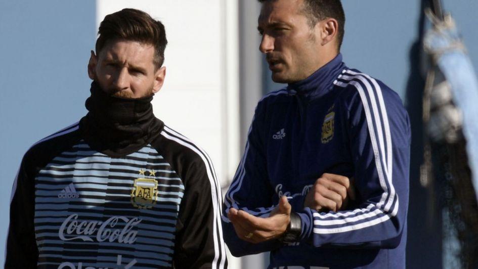 Lionel Scaloni confirmó que Messi no será convocado para los amistosos ante Irak y Brasil