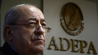 Guillermo Ignacio / presidente de Adepa