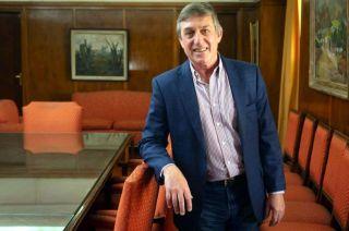 Cambio de funciones. Canet, hombre de confianza de Cornejo, es hoy subsecretario Legal y Técnico en el Ejecutivo provincial.